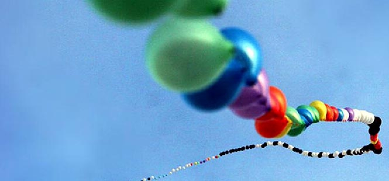 BALLOON CHAIN