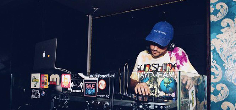 DJ FIRE AUX (星期日)