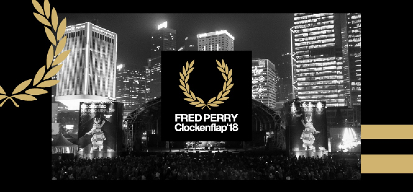FRED PERRY – BLACK / CHAMPAGNE / CHAMPAGNE