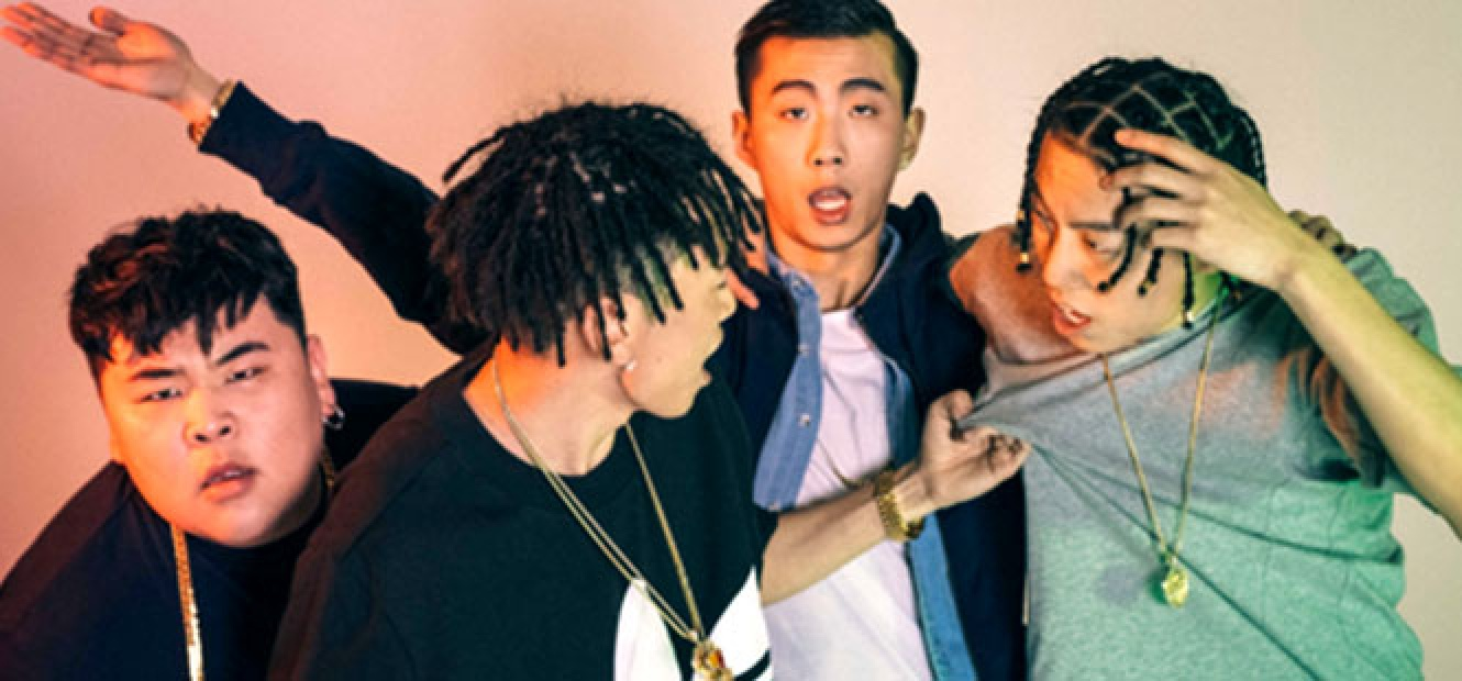HIGHER BROTHERS 海爾兄弟 (FRI)