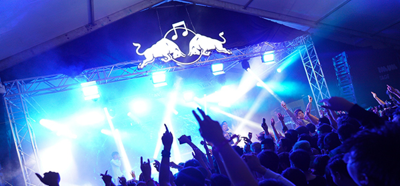 RED BULL STAGE