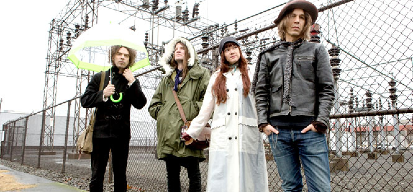 THE DANDY WARHOLS (SUN)