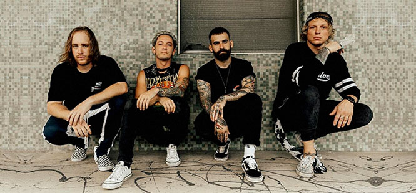 THE WORD ALIVE (SUN)