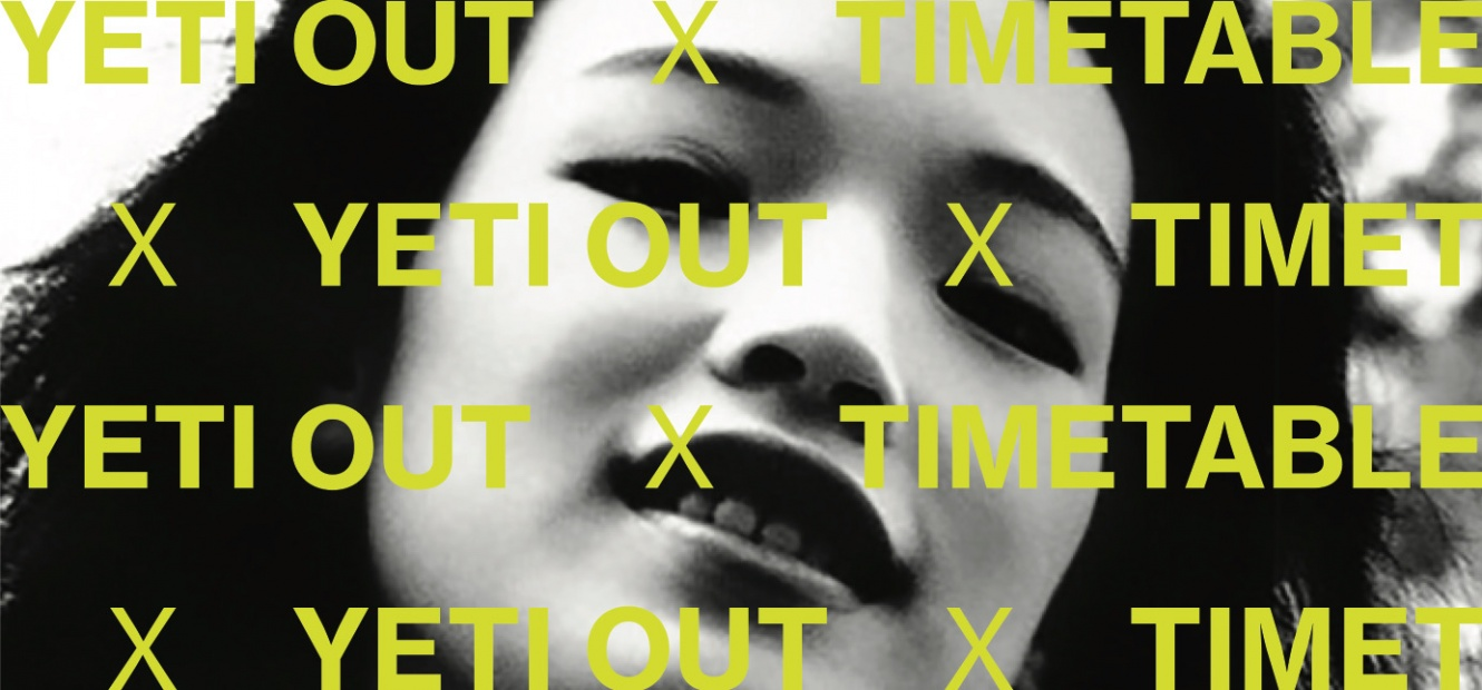 YETI OUT X TIMETABLE RECORDS (星期六)