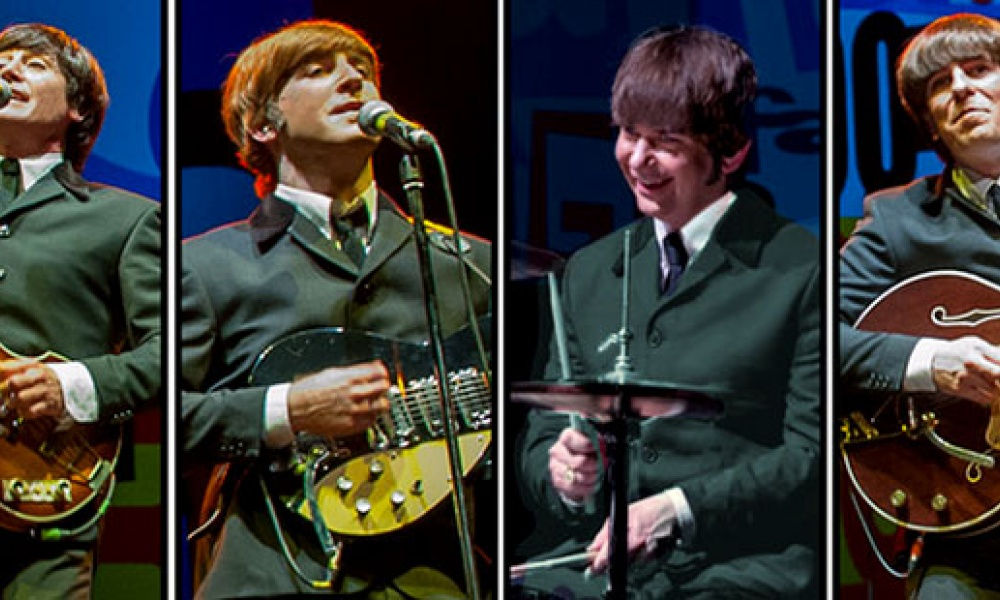 THE BOOTLEG BEATLES (SAT)